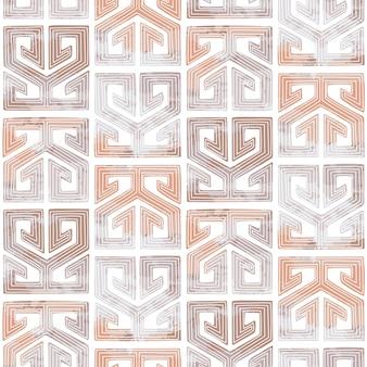 Kleurrijk handgetekend patroon.