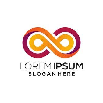 Kleurrijk logo icoon