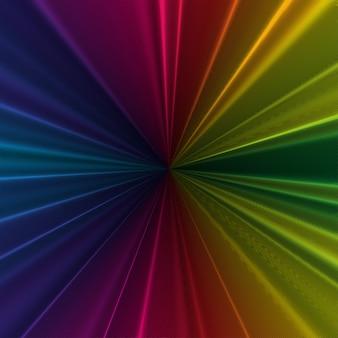 Kleurrijke 3d achtergrond