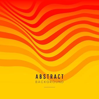 Kleurrijke abstracte achtergrondontwerpvector