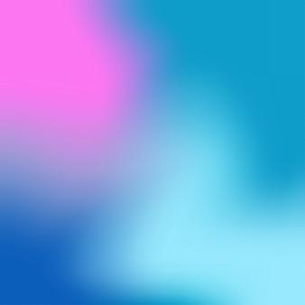 Kleurrijke abstracte gradiënt achtergrond vector.