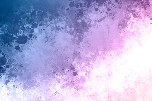 Kleurrijke abstracte handgeschilderde achtergrond