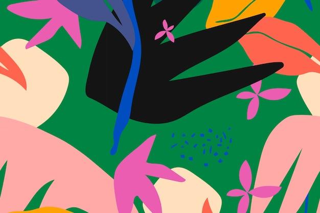 Kleurrijke achtergrond, naadloze patroon vector