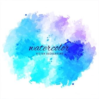 Kleurrijke aquarel achtergrond