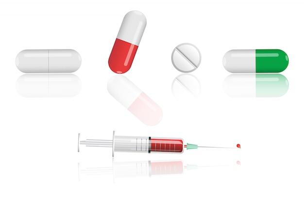 Kleurrijke capsules