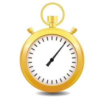 Kleurrijke chronometers goud