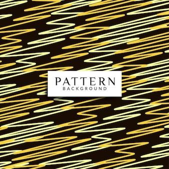 Kleurrijke elegant patroon achtergrond