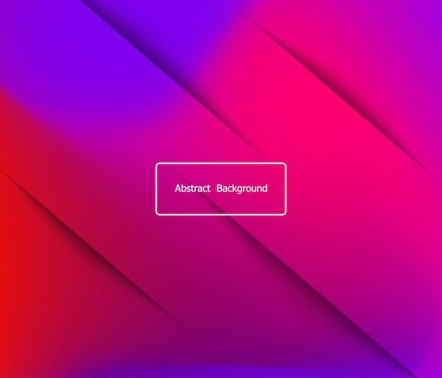 Kleurrijke geometrische achtergrond. dynamische vormensamenstelling.