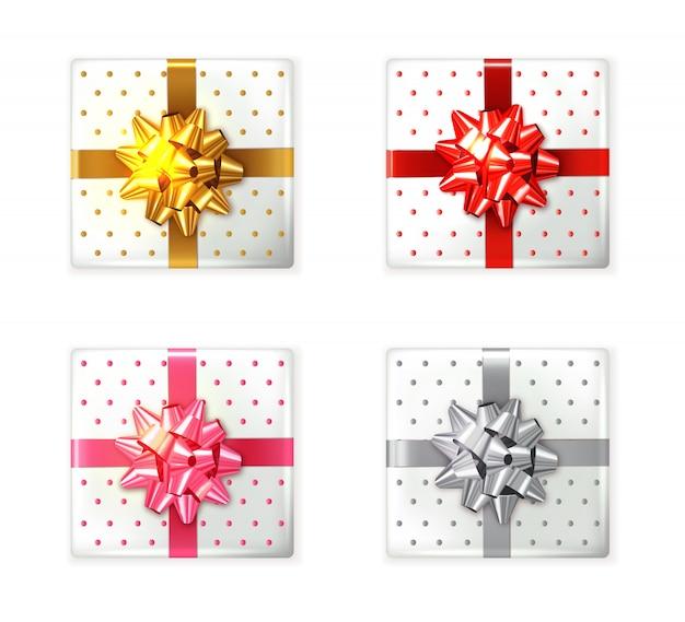 Kleurrijke geschenkverpakking
