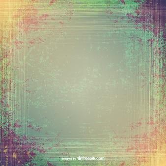 Kleurrijke grunge textuur