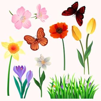 Kleurrijke illustratie geïsoleerd op een witte achtergrond.