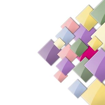 Kleurrijke patroon illustratie