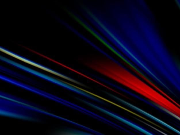 Kleurrijke stroom poster. golf. vloeibare vorm kleur achtergrond.
