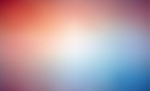 Kleurrijke vage achtergrond gemaakt met verloopnet