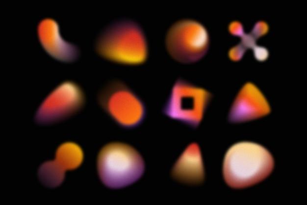 Kleurverloop korrelig verloopvormpakket
