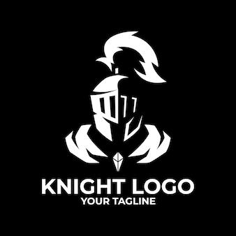 Knight logo sjablonen