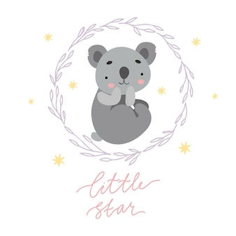 Koala kleine ster