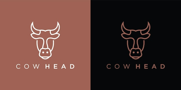 Koe hoofd logo