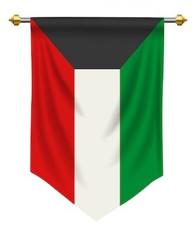 Koeweit wimpel