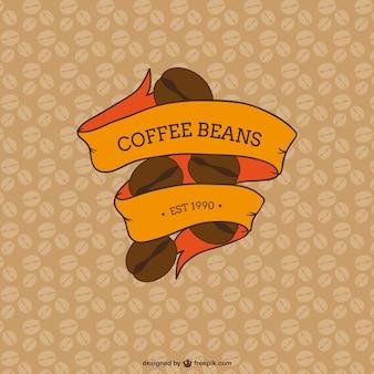 Koffie banner ontwerp