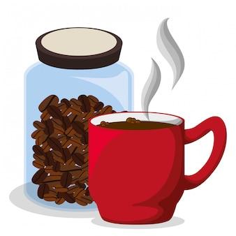 Koffie ontwerp