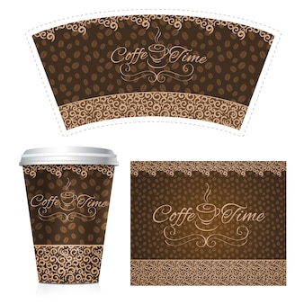 Koffie paper cup