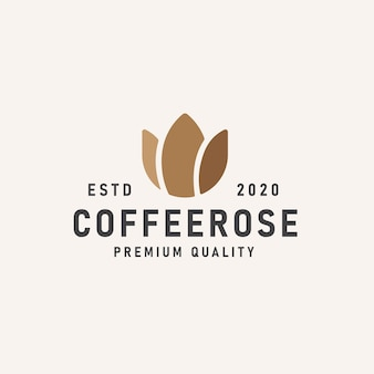 Koffie roos logo