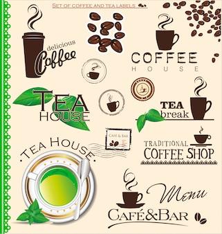 Koffieetiket