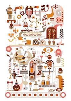 Koffiefabriek