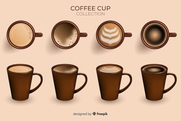 Koffiekopje collectie