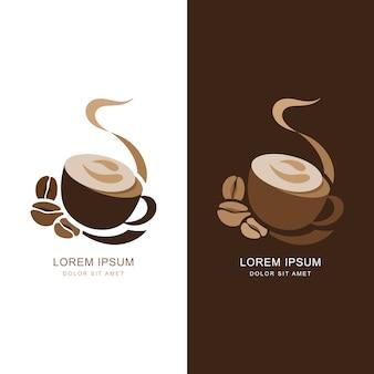 Koffiekopje logo