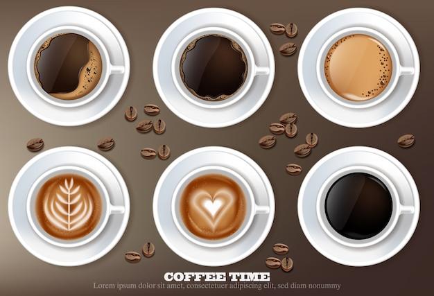 Koffiekopje verzameling