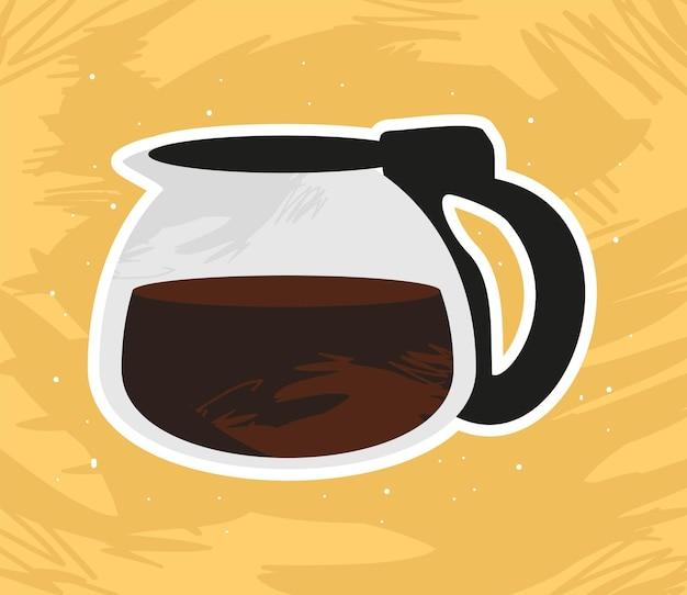 Koffiepot heerlijk