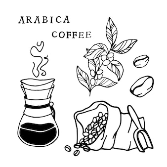 Koffieset