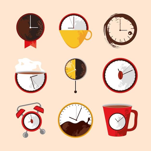 Koffietijd pauze