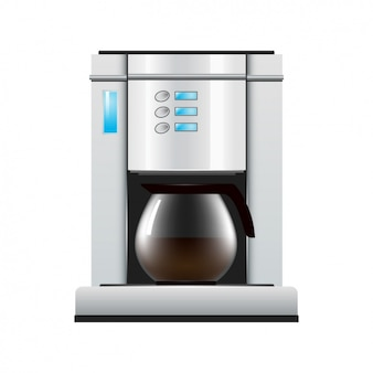 Koffiezetapparaat ontwerp