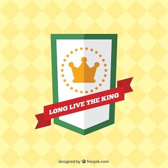 Koning badge