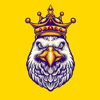 Koning eagle karakter