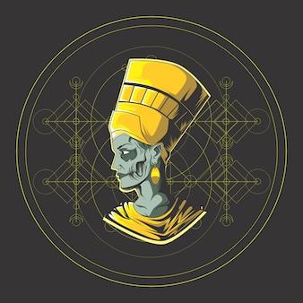 Koning egypte