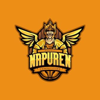 Koning logo vector