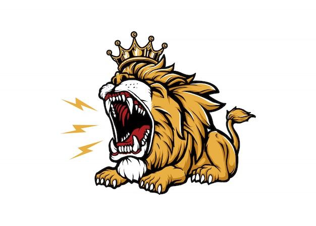Koning van het gebrul