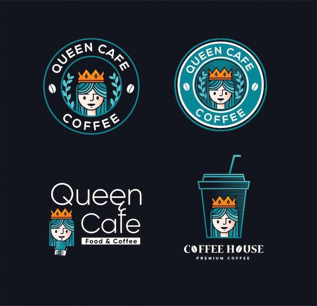 Koningin koffie