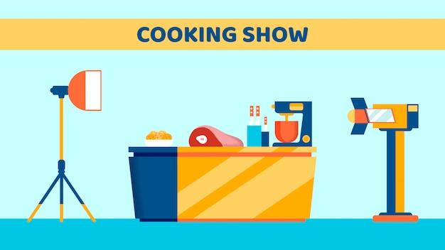 Kook show set