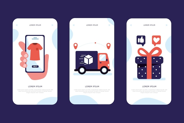 Koop een online app-conceptcollectie