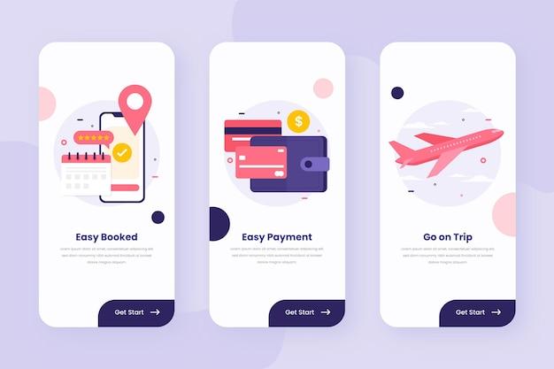 Koop online concept-app