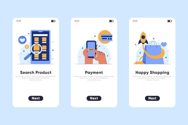 Koop online concept