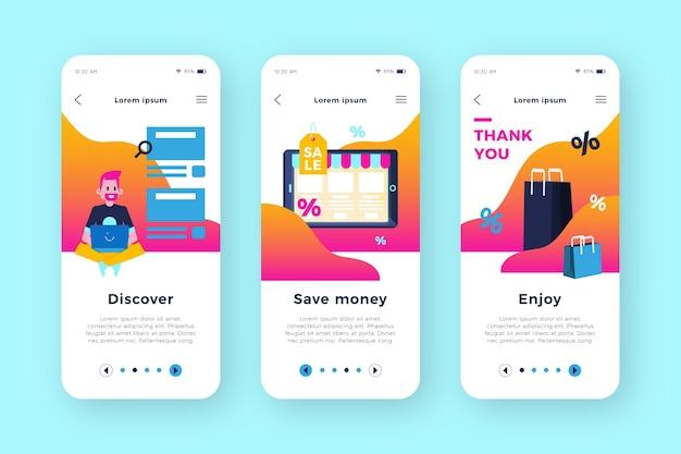 Koop online onboarding-app
