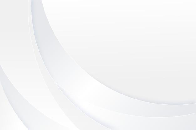 Kopieer ruimte witte achtergrond