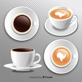 Kopjes koffie collectie