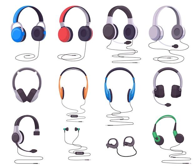 Koptelefoons en oortelefoons